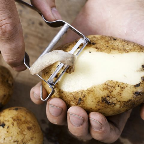 Pass the Potatoes: Spuds Improve Performance Just As Well As Gels