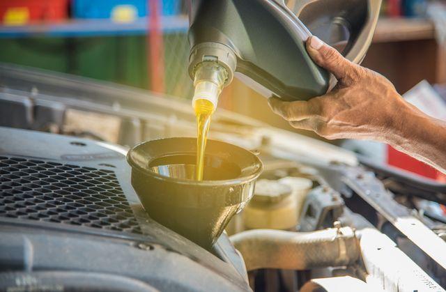 oil for car