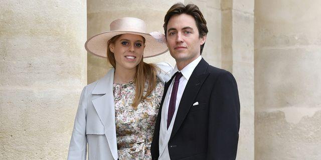 prinses beatrice en haar man edoardo mapelli mozzi