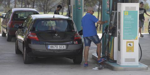 precio gasolineras