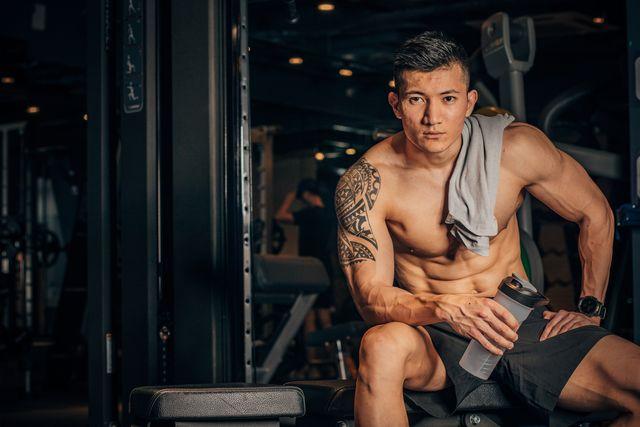 atleta fitness   definir