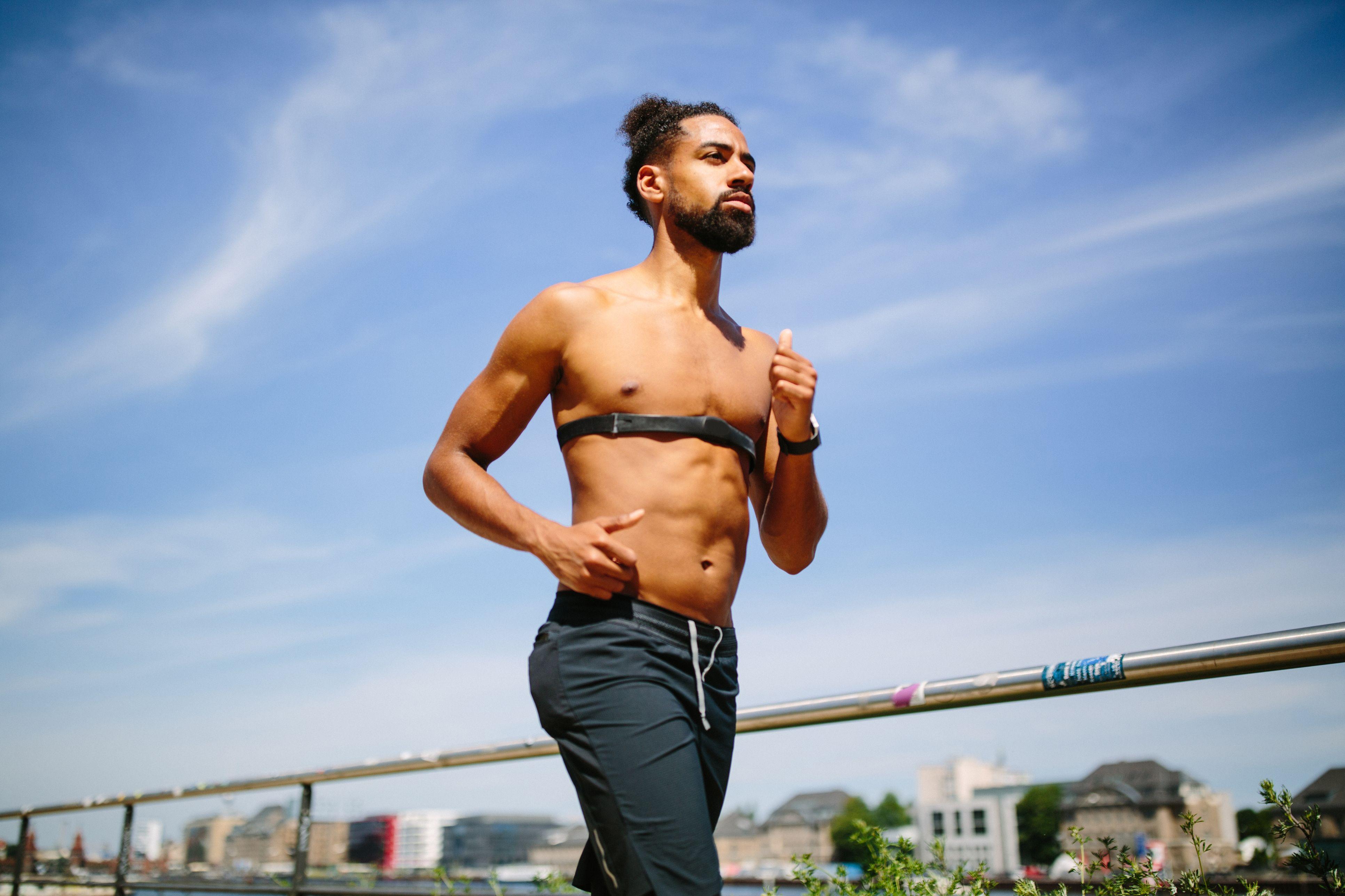 health benefits of running cross country