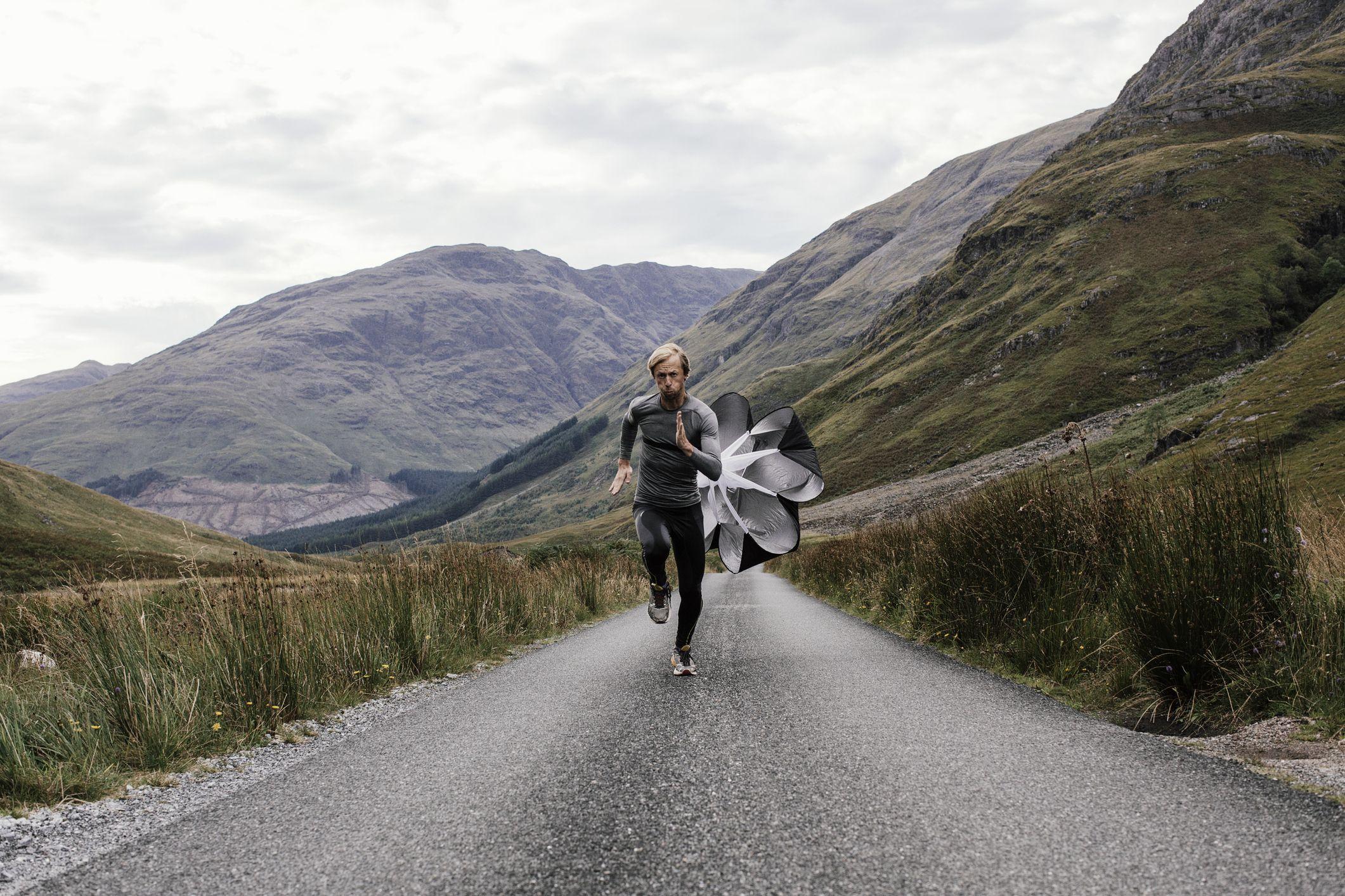 The secret secrets of running