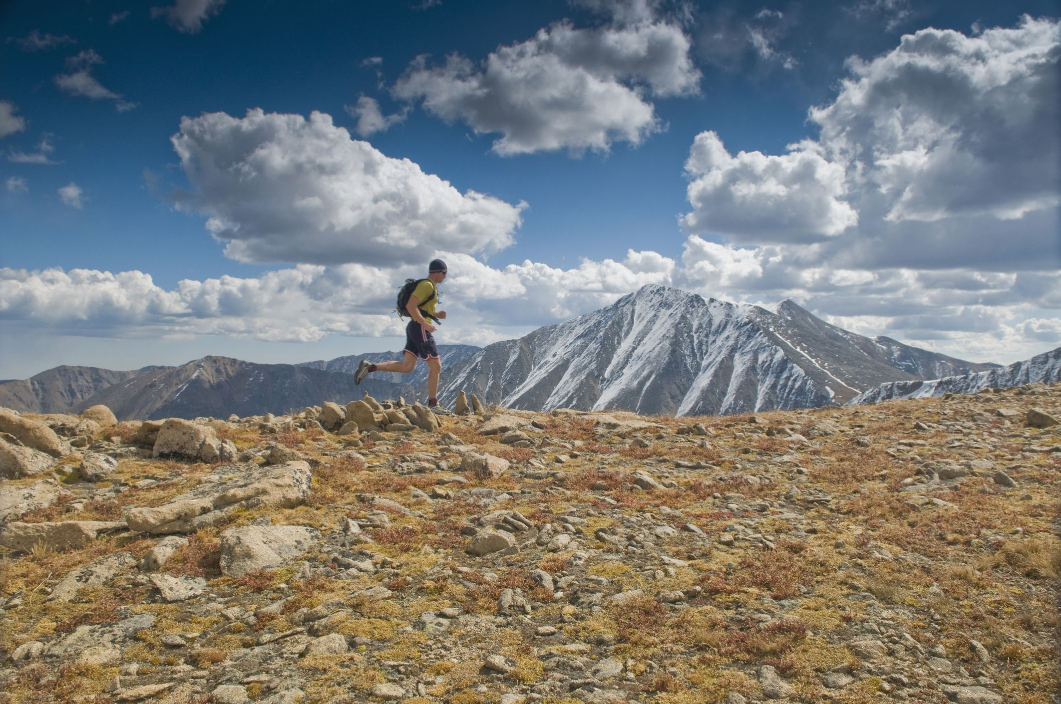 5 Things That Happen To Your Body When You Train at Altitude