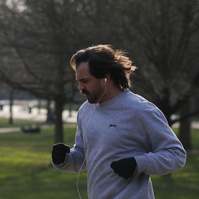 exercise during london lockdown