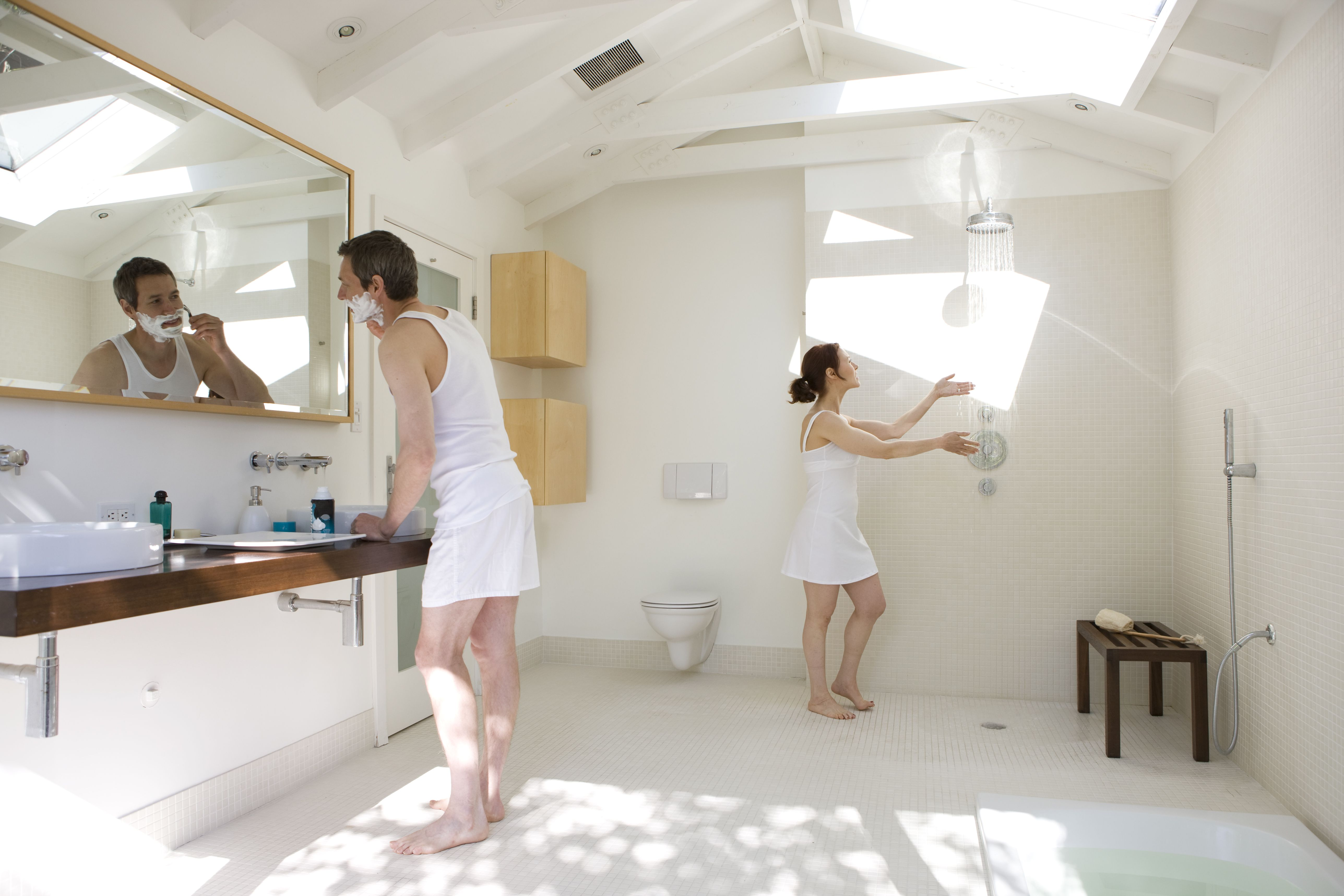 His And Hers Bathrooms Are Ridiculous