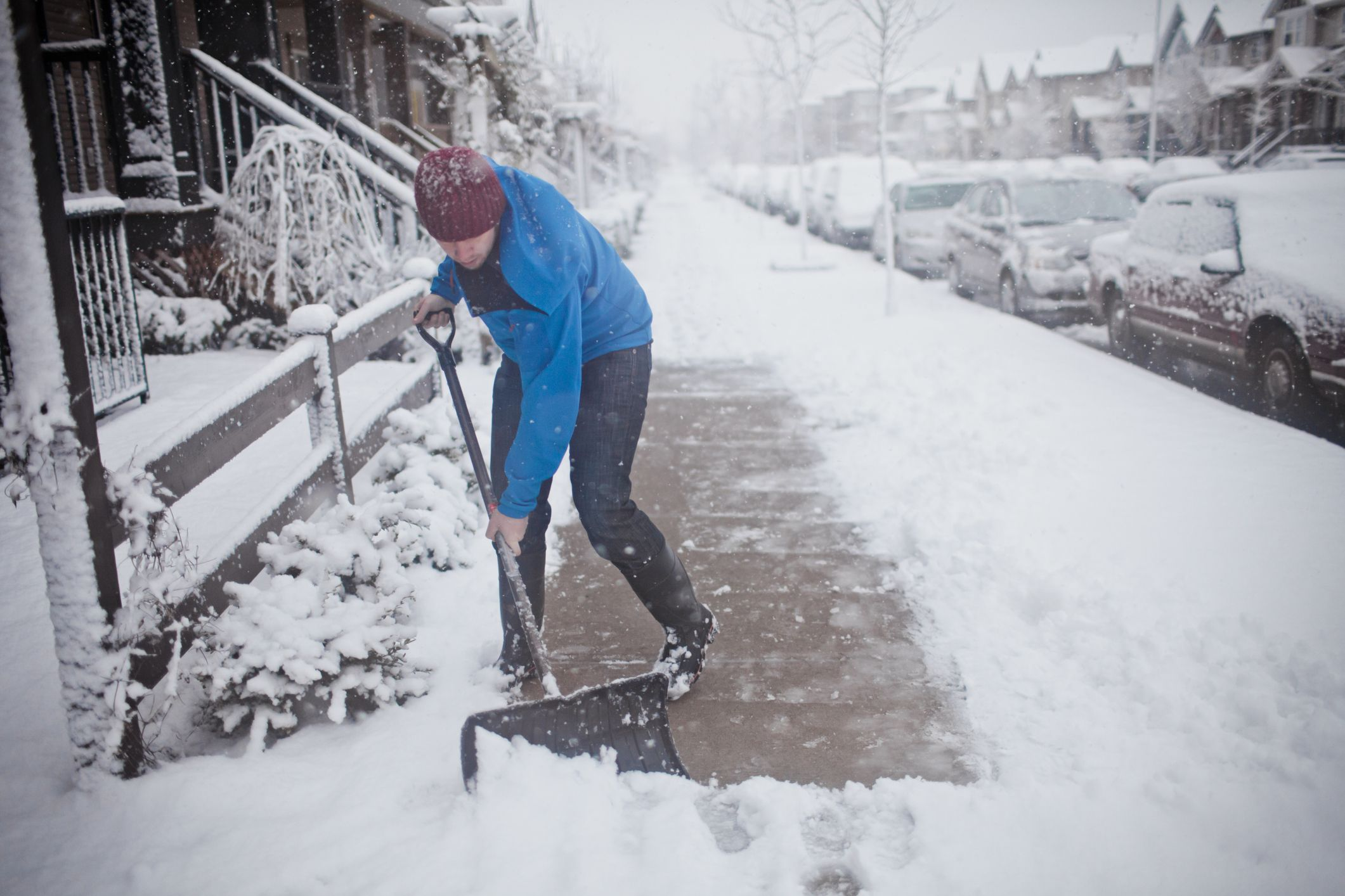 19 Snow Facts To Think About While You Shovel