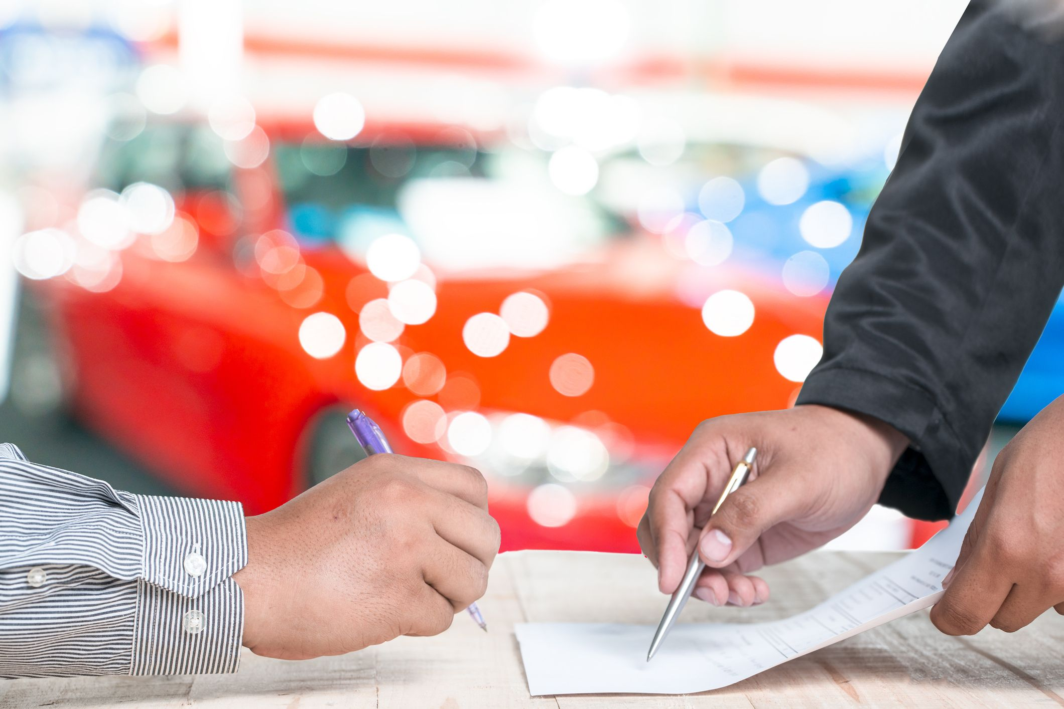 What Is A Preapproved Car Loan