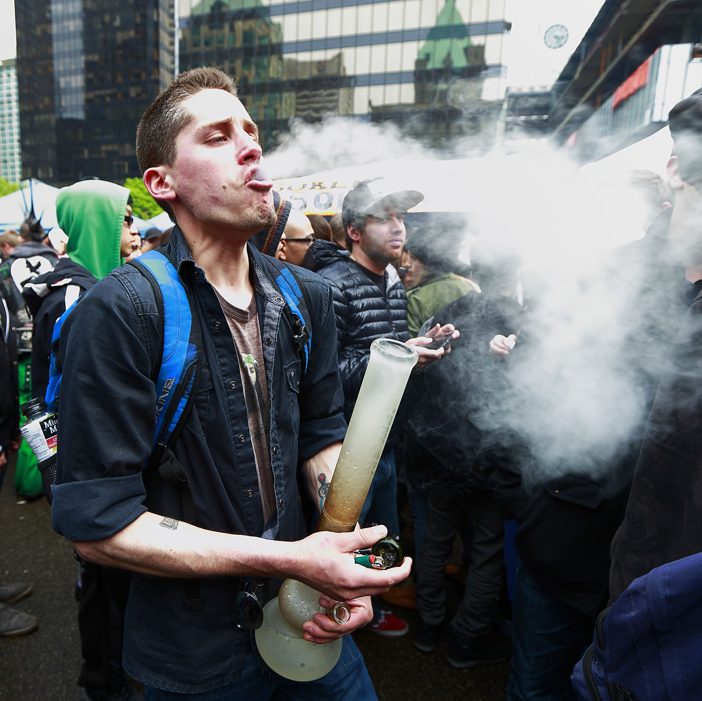 Canada Just Legalized Recreational Marijuana. Here's What That Means for You.