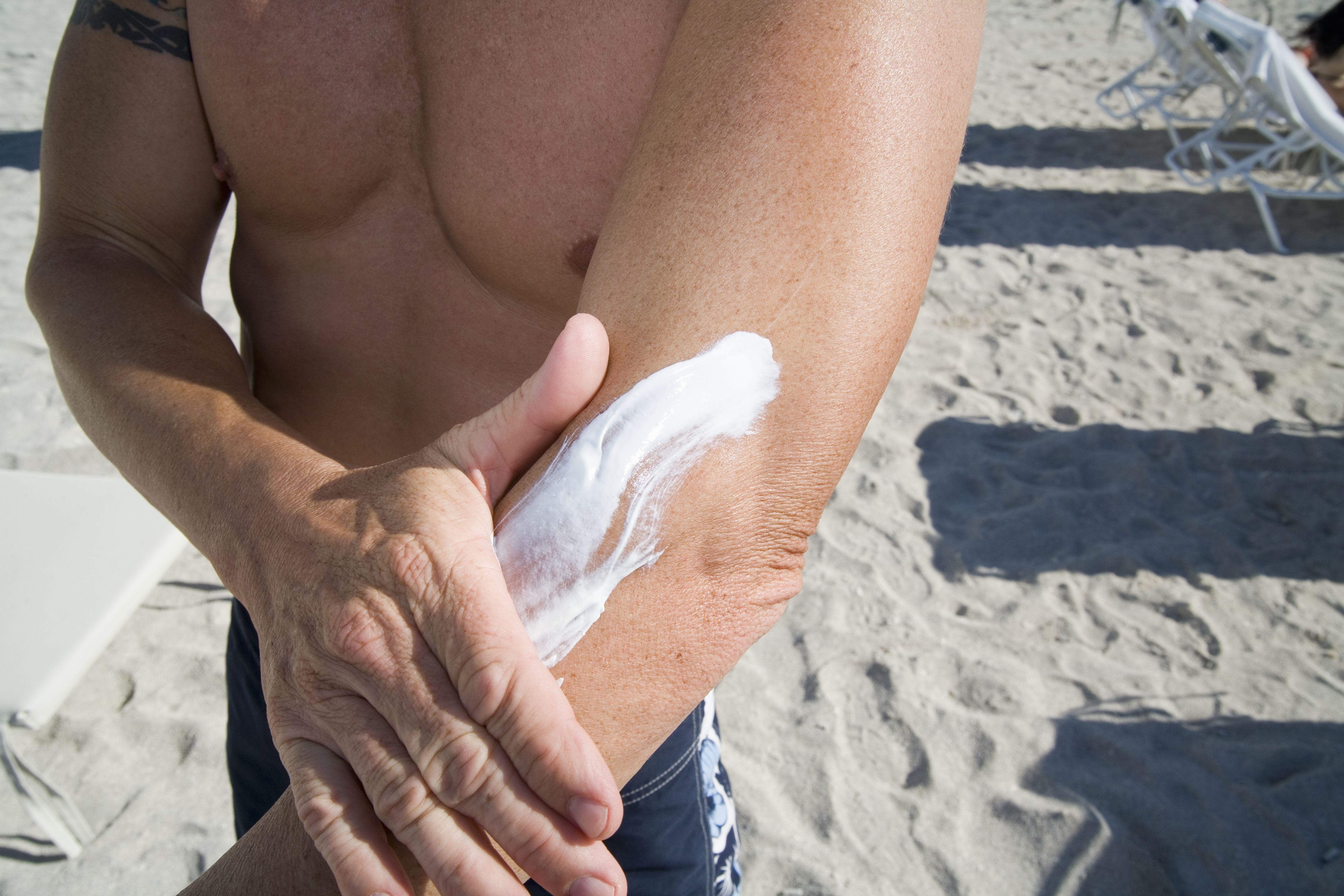 Two-Thirds of Sunscreens Could Be Hurting You, Report Says