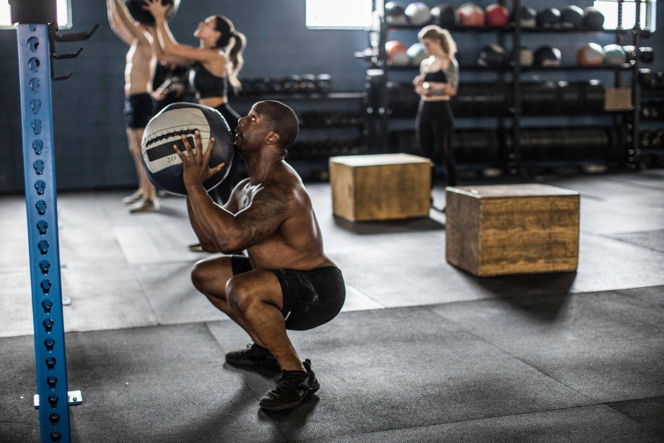 Metcon | What Is Metabolic Conditioning?