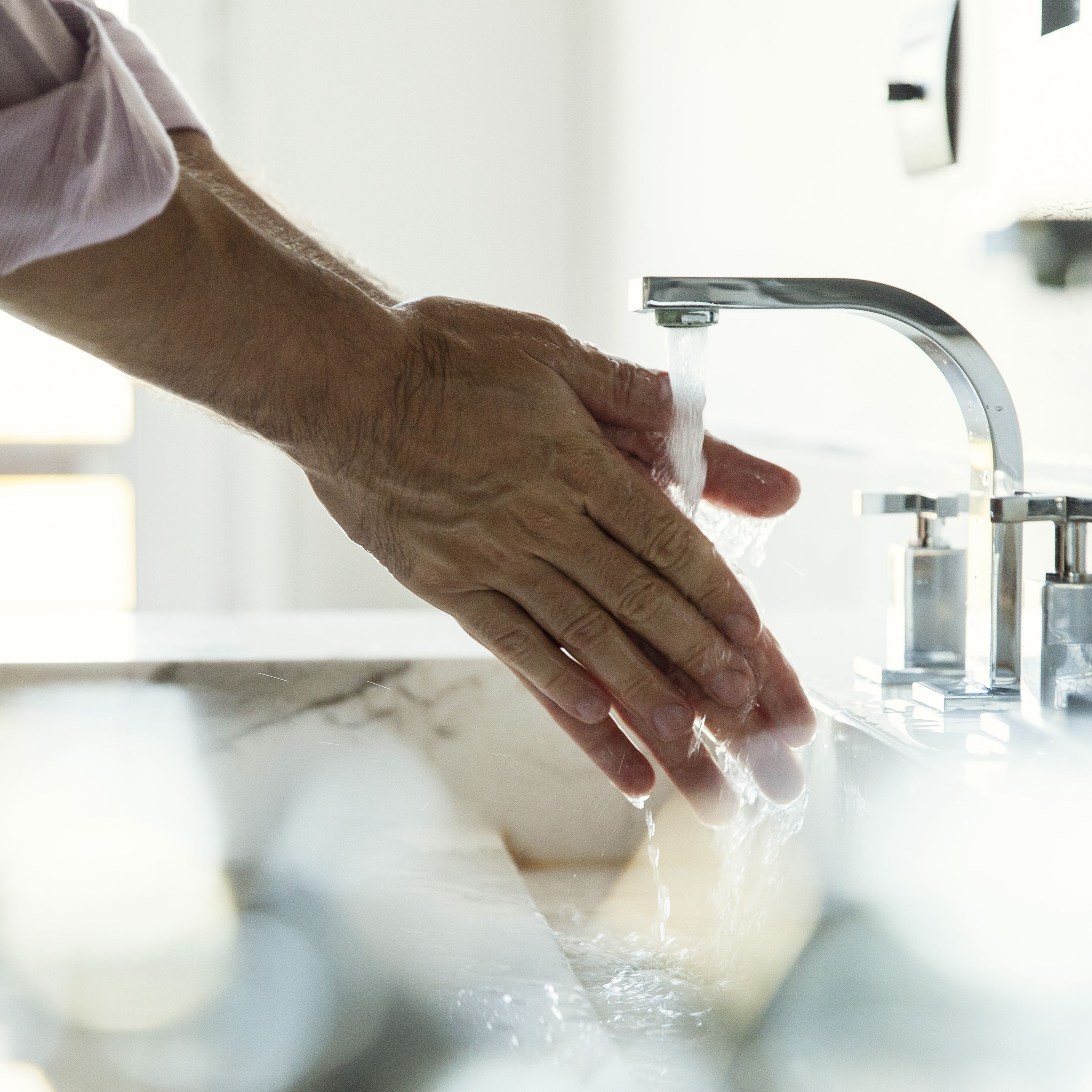 Yes, You Still Need to Wash Your Hands When You Use the Bathroom at Home