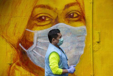 Hong Kong coronavirus precautions