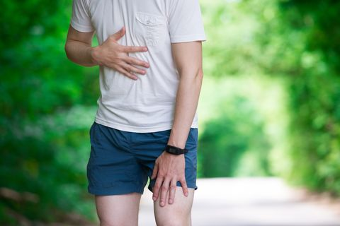 Why Running Causes Horrible Heartburn (And What to Do About It)