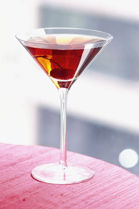 Drink, Martini glass, Alcoholic beverage, Manhattan, Classic cocktail, Cocktail, Rob roy, Jack rose, Woo woo, Martini,