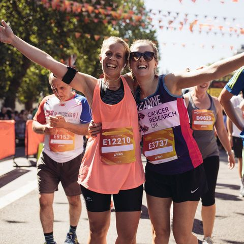 marathons that aren't in london