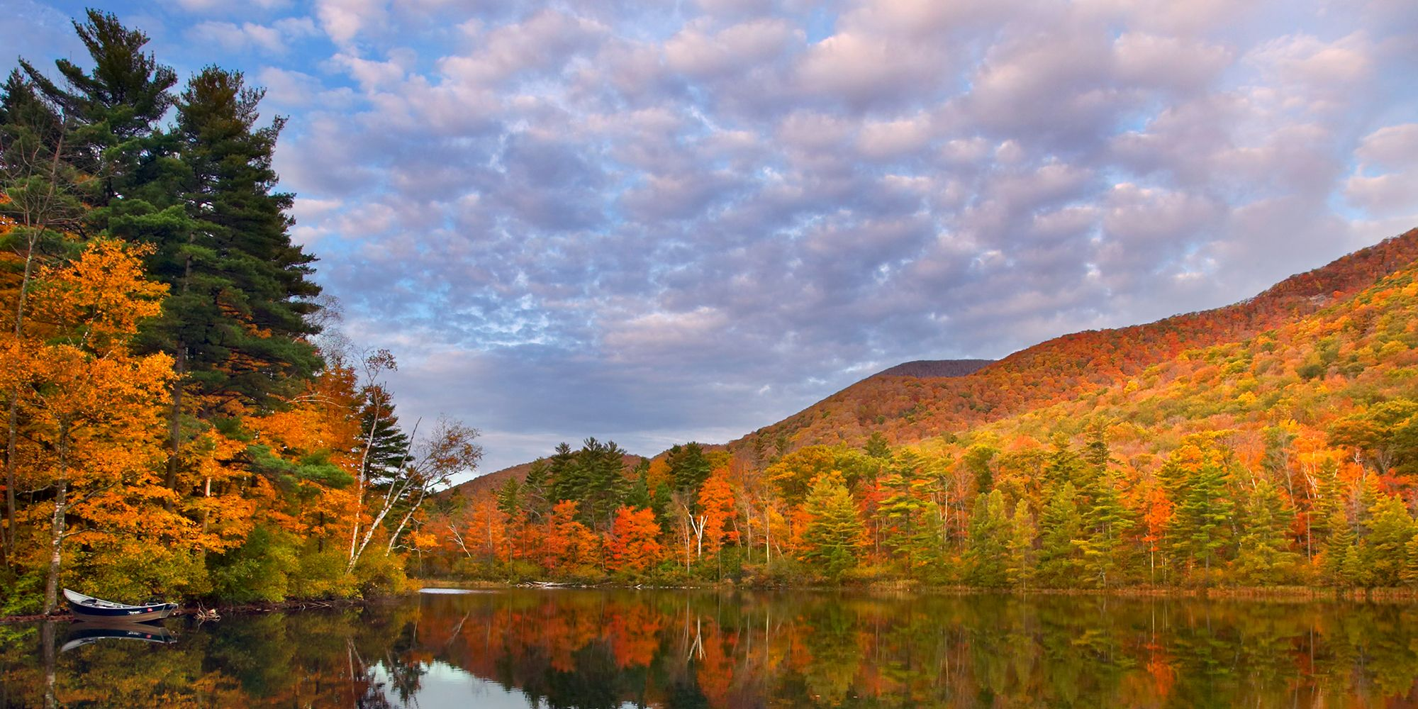 Manchester, Vermont - fall foliage