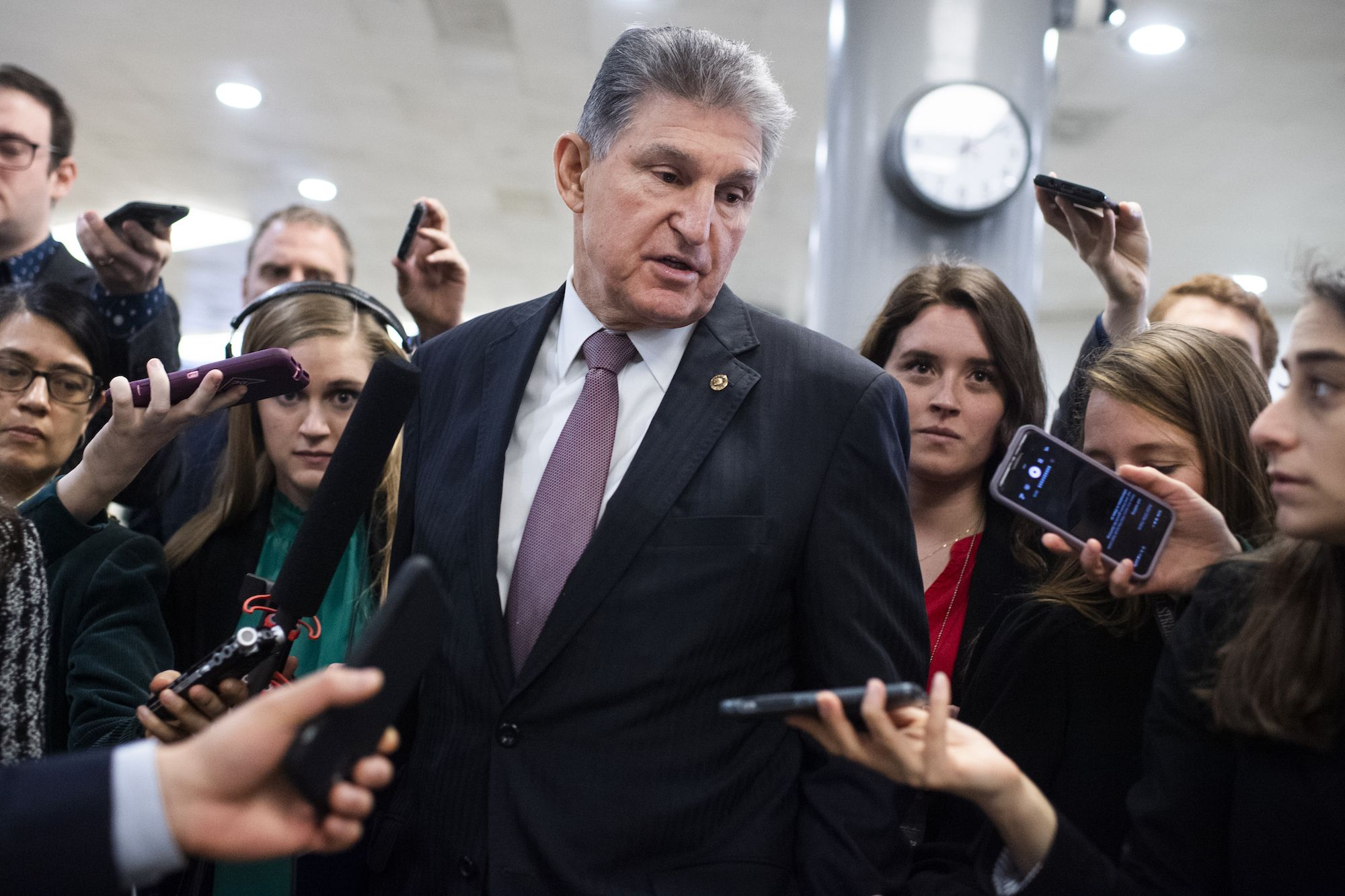 Joe Manchin's Censure Idea Is Completely Impotent and Ludicrous