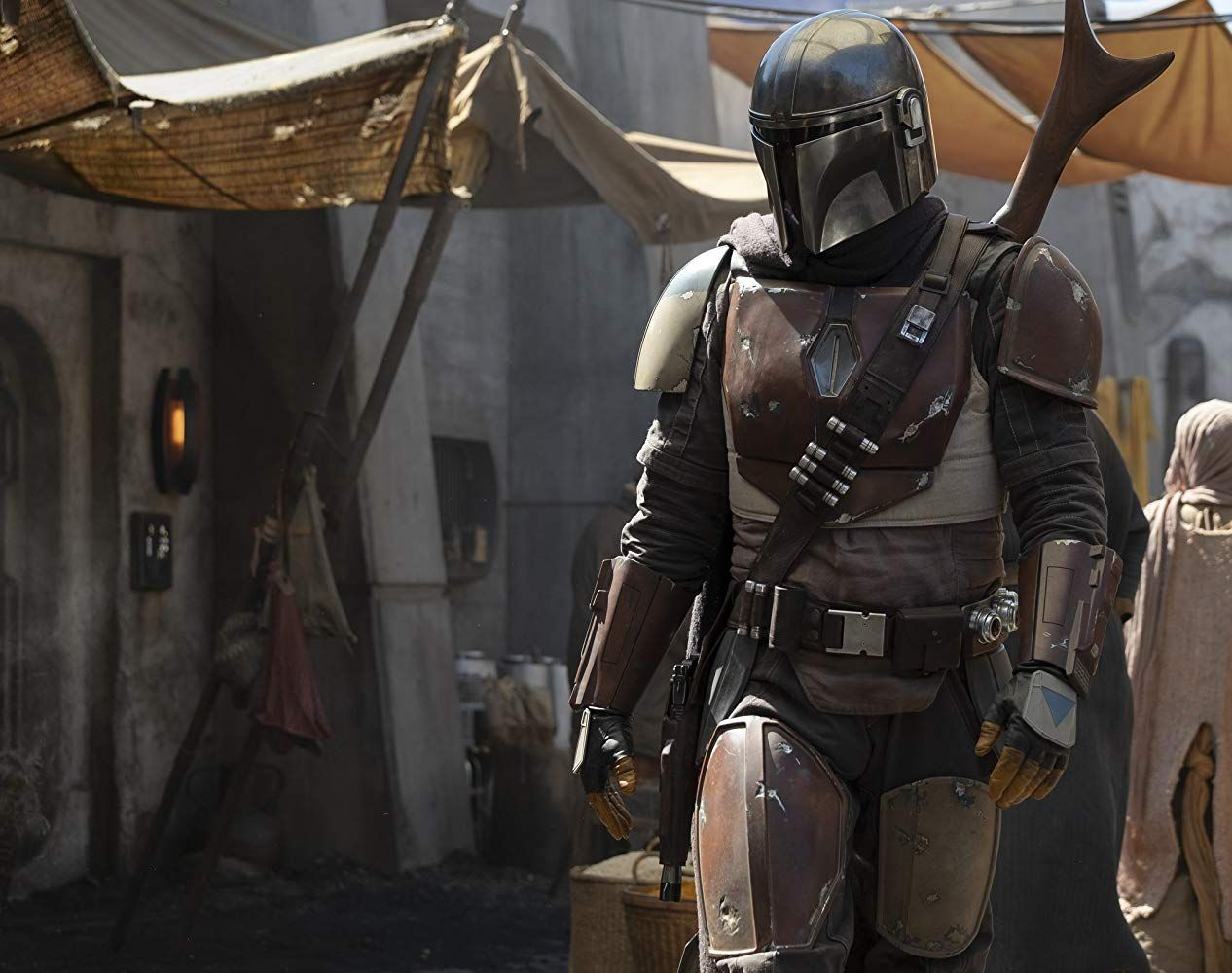 Here's When Each Episode of The Mandalorian Will Be Released on Disney+