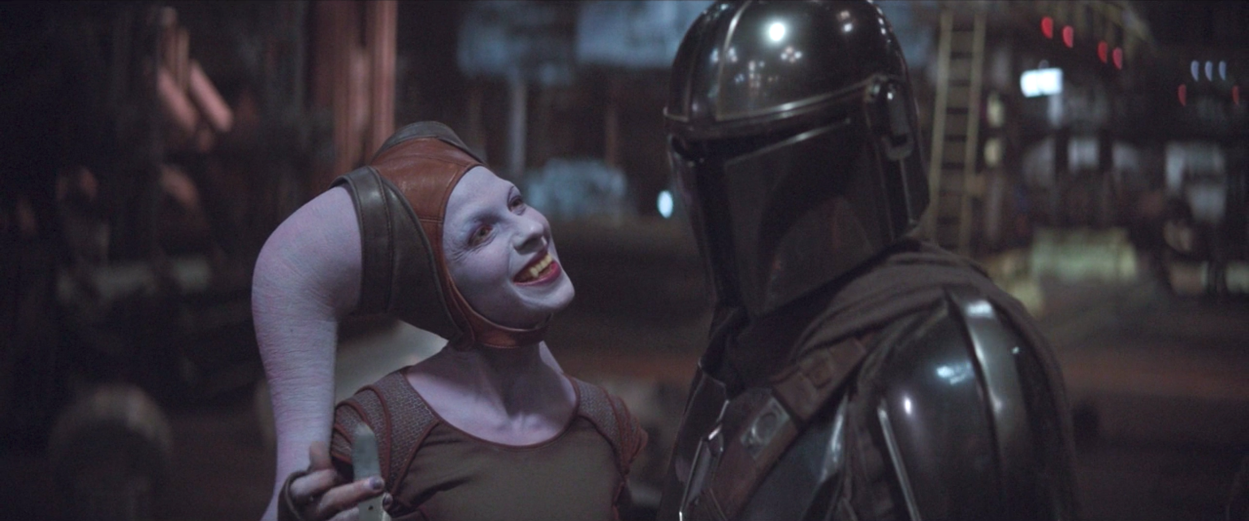 The Mandalorian Suggested Mando Has Sex With His Helmet On