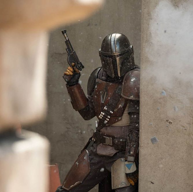 Disney teases another Star Wars show to join The Mandalorian and Rogue One prequel on Disney+