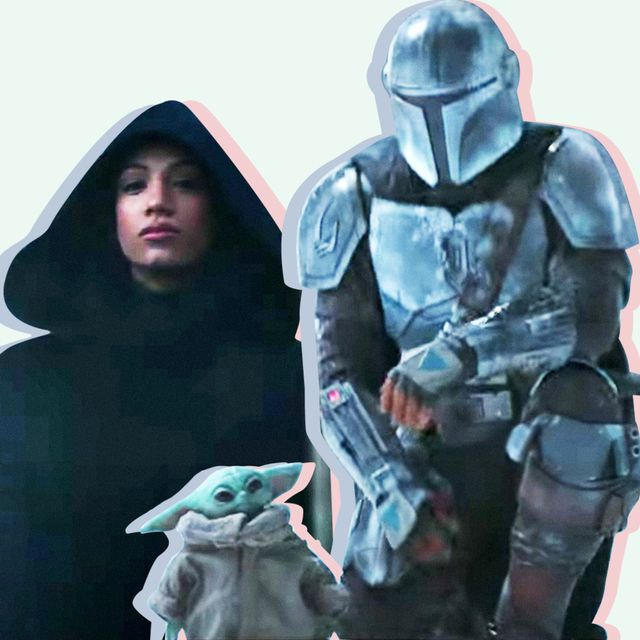 The Mandalorian Season 2 Trailer Breakdown Sabine Wren Sasha Banks Jedi And Yes Baby Yoda