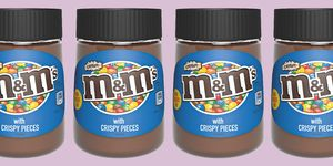 M&Ms Crispy chocolate spread just landed in Asda and holy moly