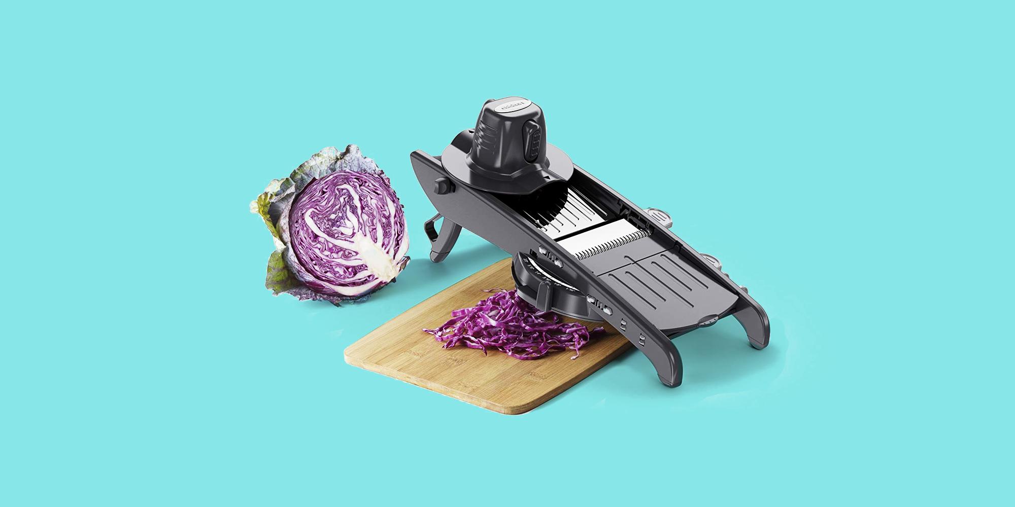 Chef/'n SleekSlice Folding Mandoline Slicer Chopper Kitchen Tool