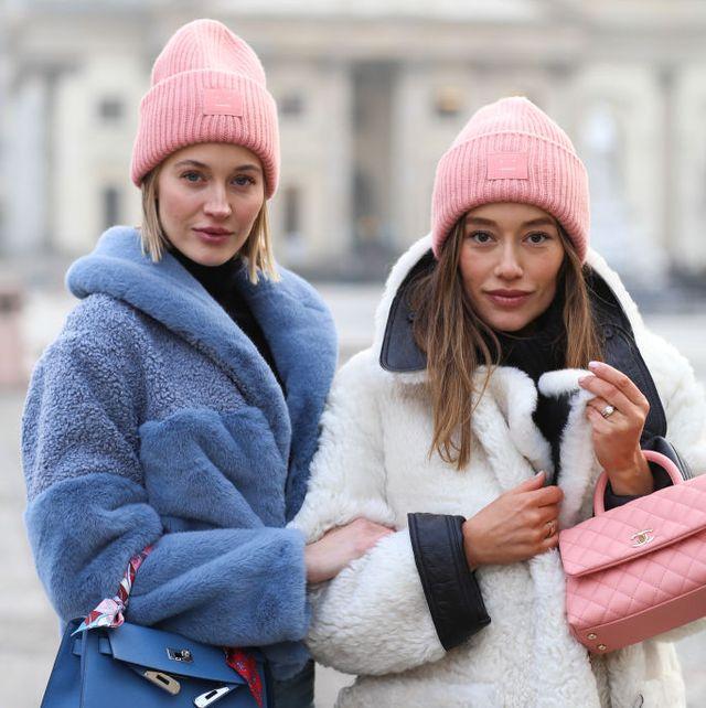 street style berlin 23 января 2019 г.