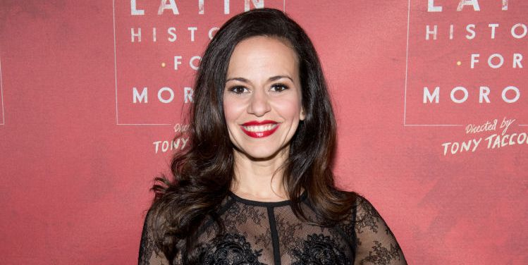 Mandy Gonzalez Beat Breast Cancer While Performing in Broadway's 'Hamilton'