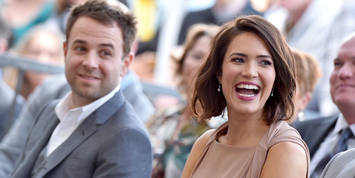 Mandy Moore Welcomes Her First Baby With Taylor Goldsmith and Shares the First Photo of Him