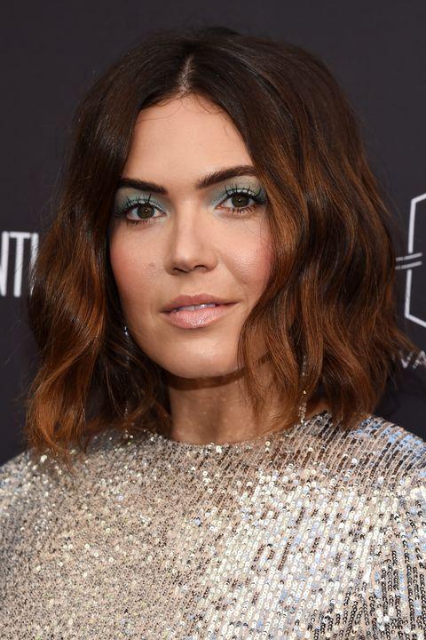best winter hairstyles - Mandy Moore