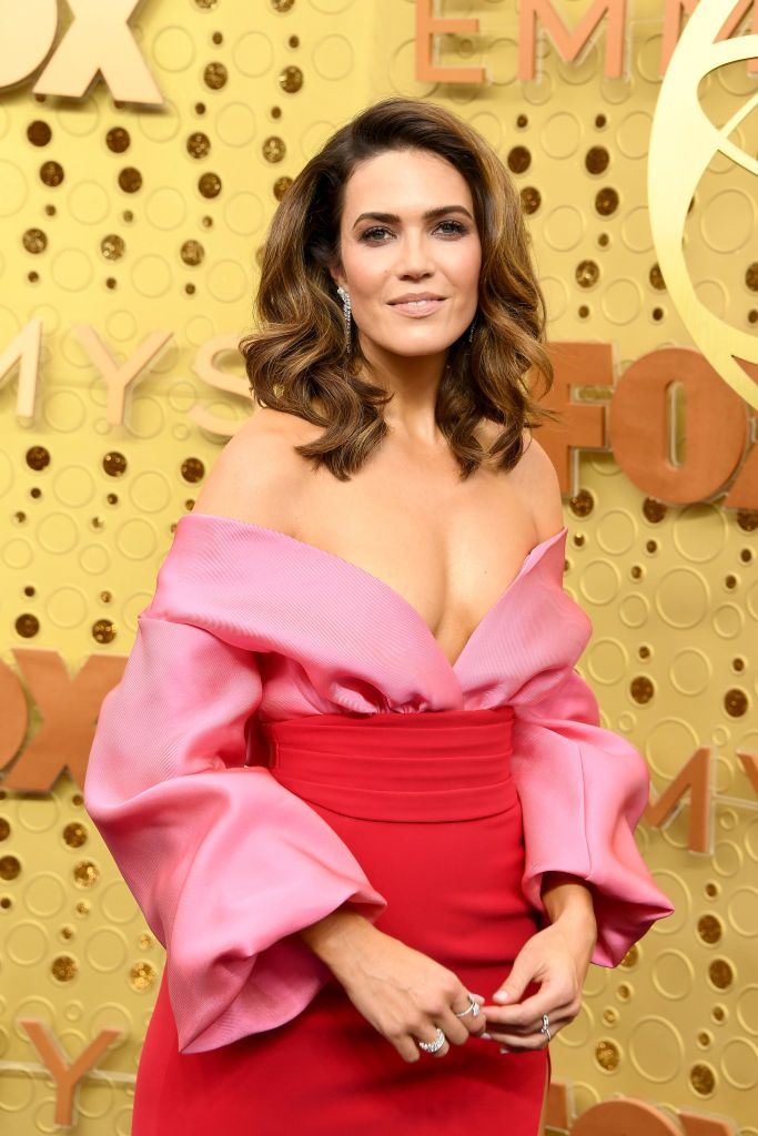 Just Me, Or Is Every Celeb at the Emmys Wearing Pink and Red?