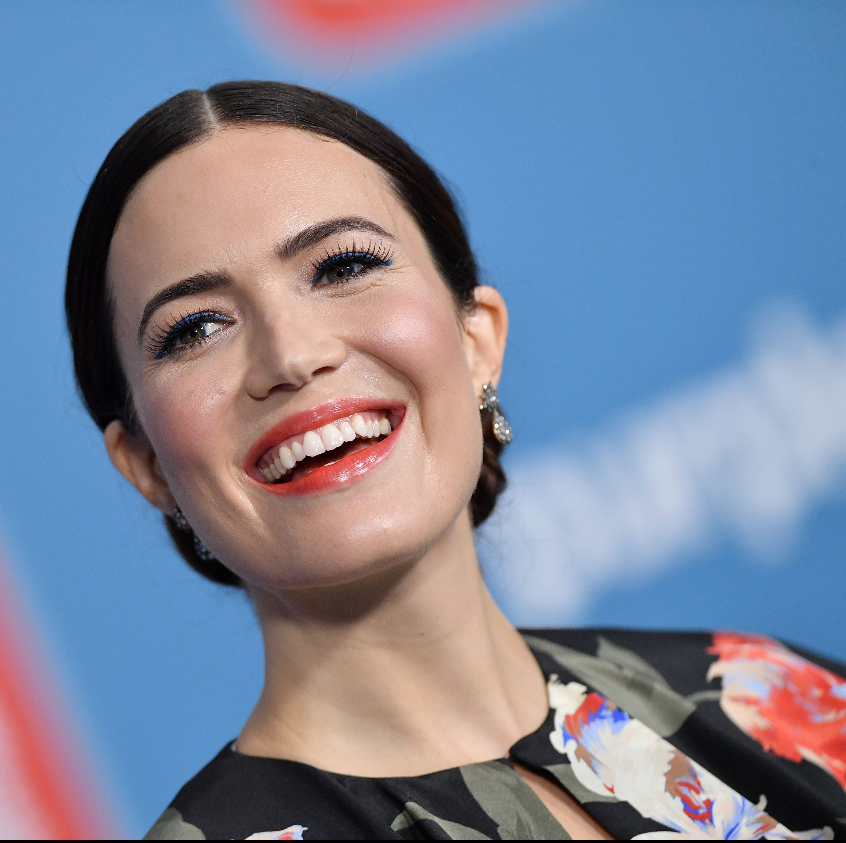Mandy Moore Just Shared A Seriously Radiant No-Makeup Workout Selfie On Instagram