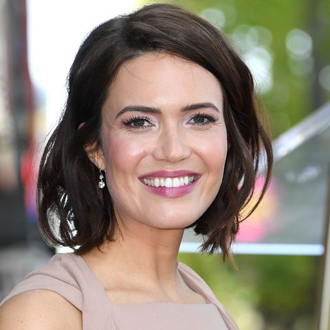 Mandy Moore Honored With Star On The Hollywood Walk Of Fame...