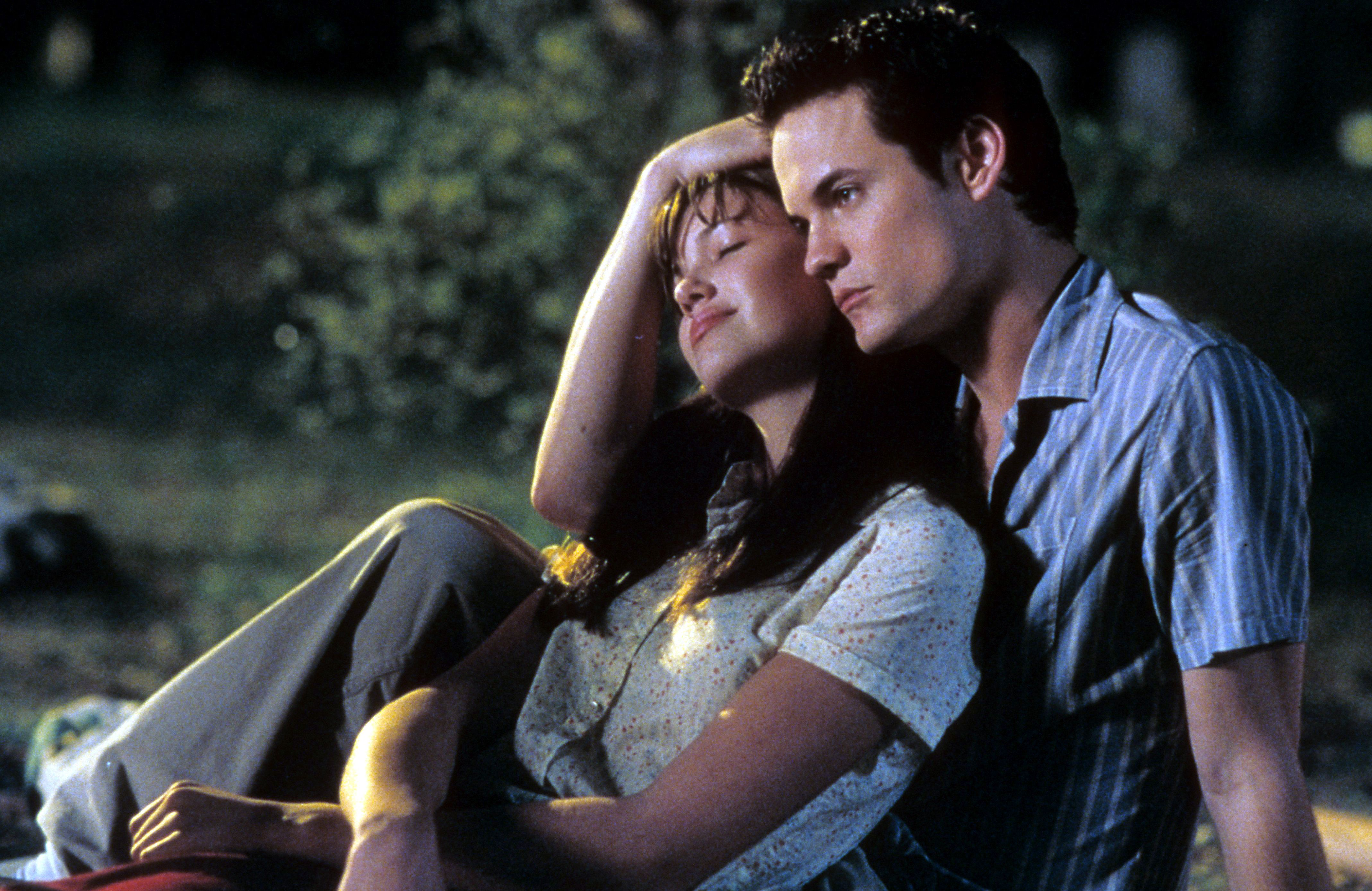 a walk to remember death scene