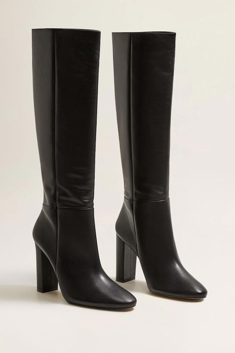Footwear, Boot, Shoe, Riding boot, Knee-high boot, Brown, Leather, High heels, Leg, Durango boot,