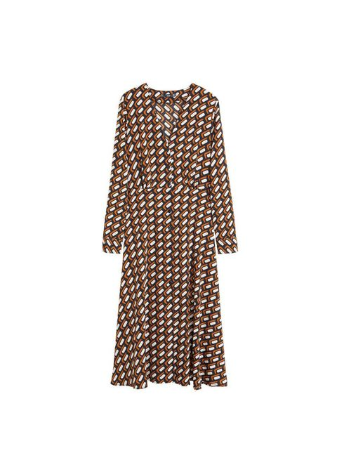 Brown, Beige, Pattern, Outerwear, Sleeve,