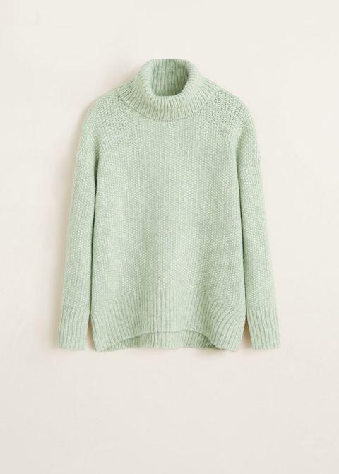 Clothing, Sleeve, Outerwear, Sweater, Neck, Wool, Jersey, Woolen, Beige, Top,