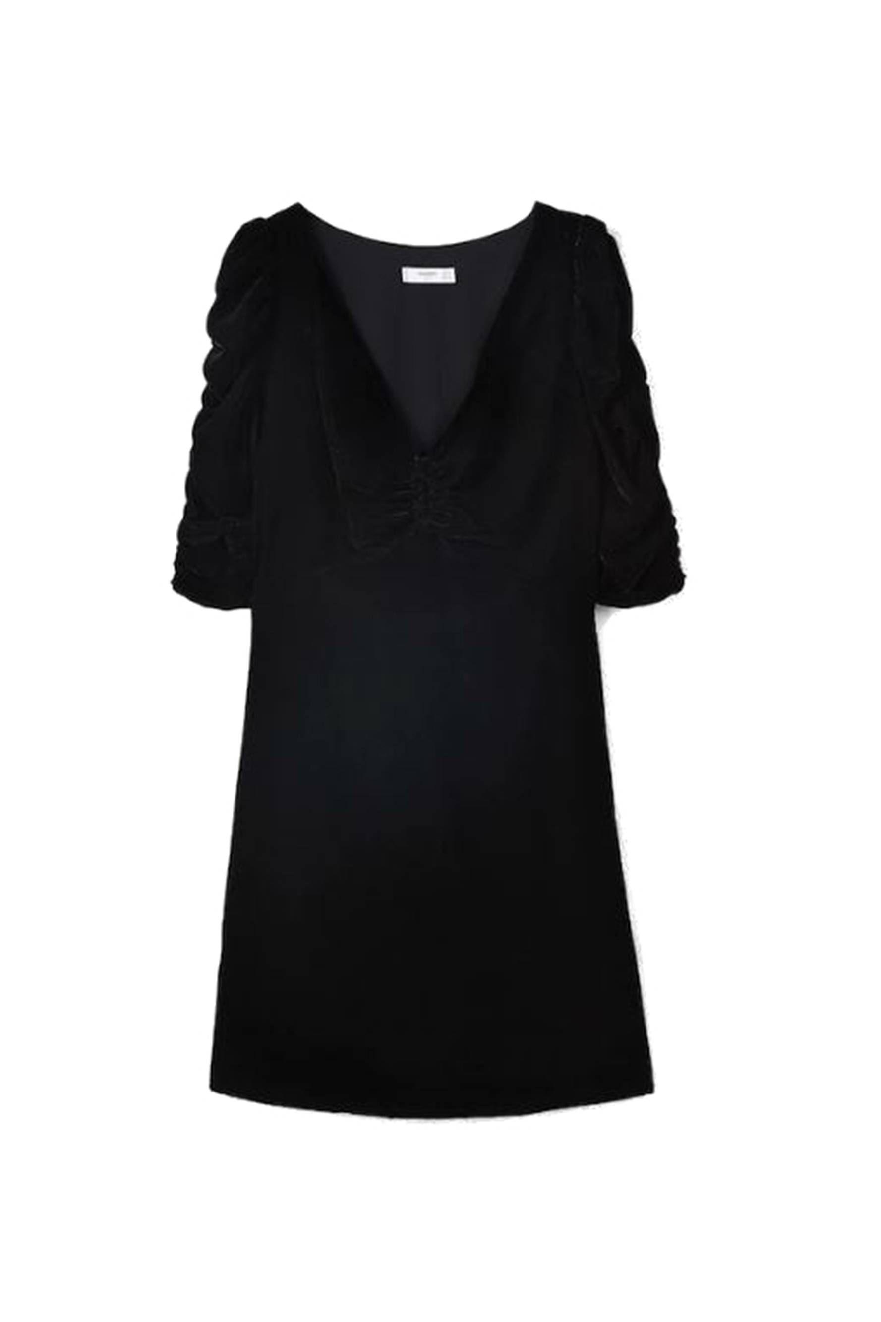 3b6d86bb Los vestidos de terciopelo que arrasarán este invierno - Vestidos de  terciopelo fiesta