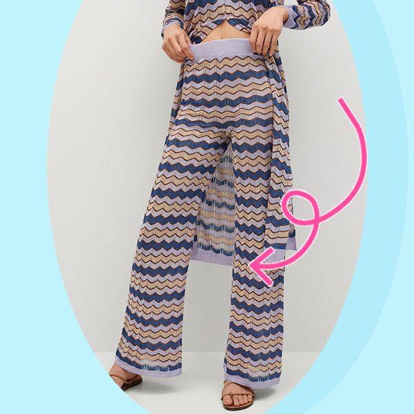 los pantalones de mango que parecen de lujo y cuestan 40 euros