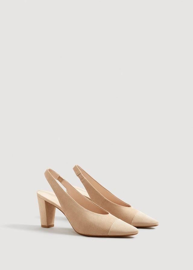 zapato salon mango
