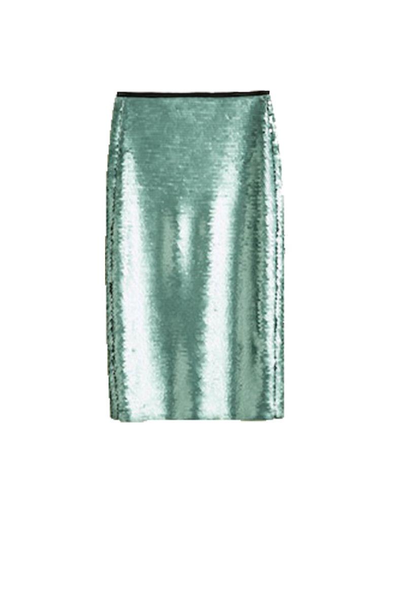 best sequin skirt - sequin midi skirt 2018