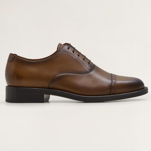moda hombre, hugh jackman, zapatos oxford, zapatos hombre mango