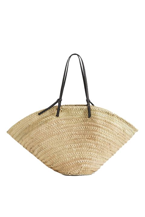 best straw weave and basket bags to buy now