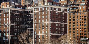Manhattan buildings, Upper East Side - New York City