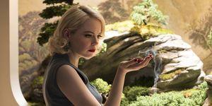 Emma Stone in the Netflix show Maniac