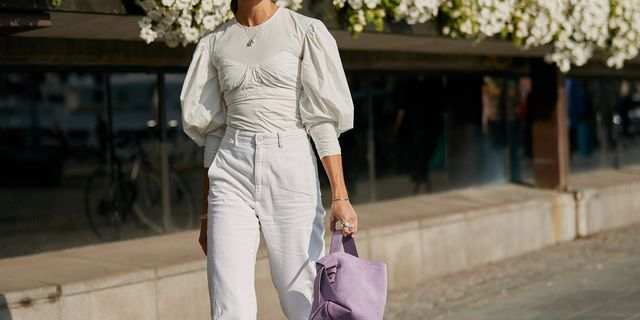Moda anni 80: le maniche a palloncino sono una tendenza autunno 2018