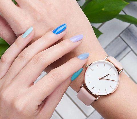 Nail, Finger, Nail polish, Nail care, Manicure, Hand, Skin, Beauty, Cosmetics, Joint,