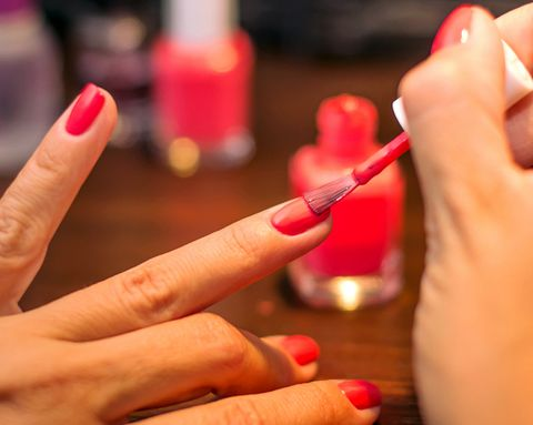 The Super Simple Trick for a Long-Lasting Mani